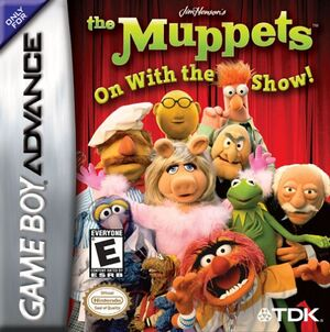 Muppetsonwiththeshow