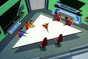 Klothos conference room