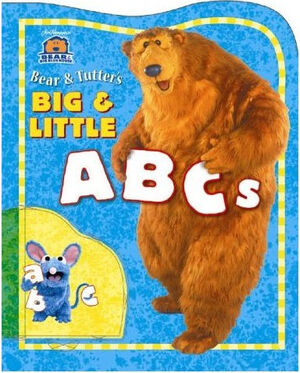 Book.Bear and Tutter&#39;s Big &amp; Little ABC&#39;s