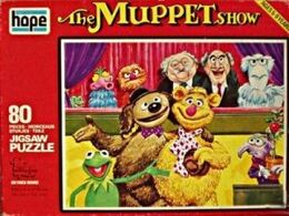 Hope1976MuppetShow80pcs