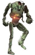 B3 ultra battle droid