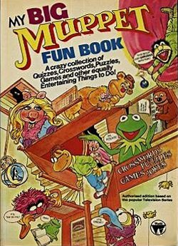 MyBigMuppetFunBook