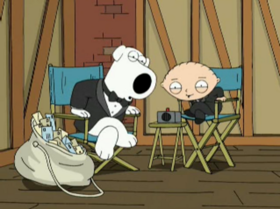 Family Guy Season 3 Episode 21 Family Guy Viewer Mail #1