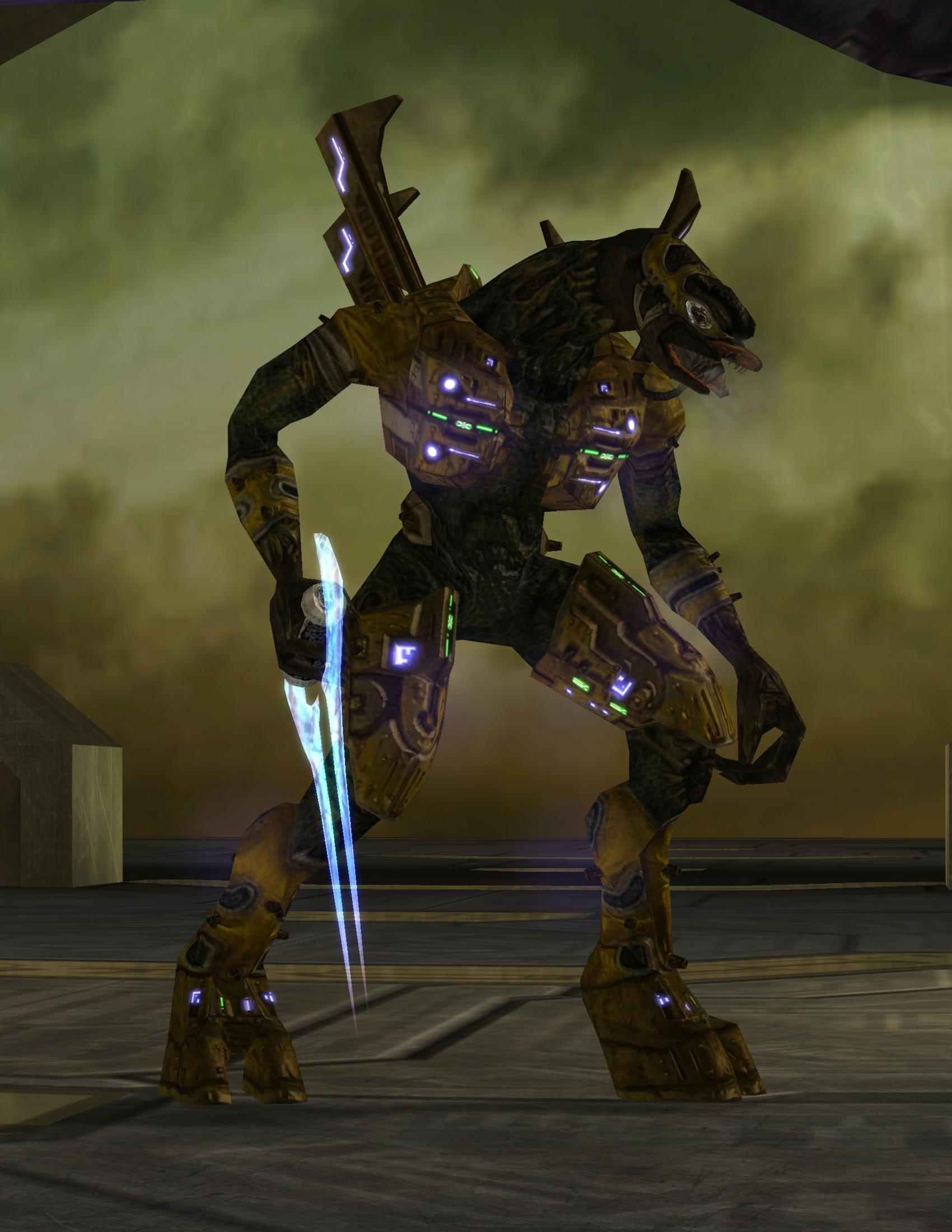 Halo War Arbiter