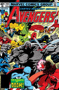 Avengers Vol 1 188