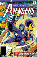 Avengers Vol 1 184