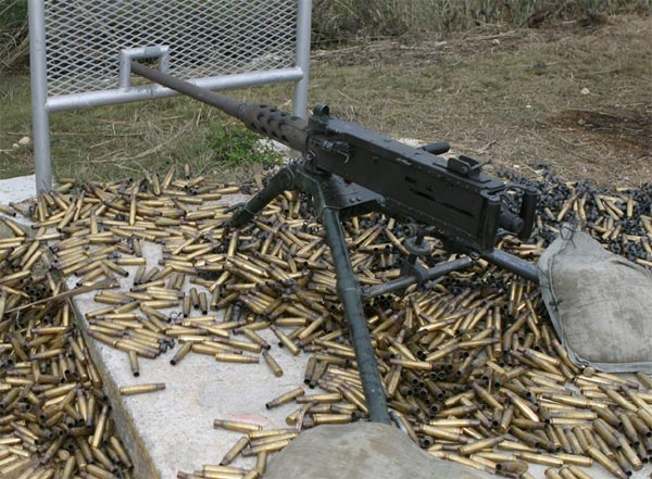 Browning M2 Ağır Makinalı Tüfek Hakkında Bilgi
