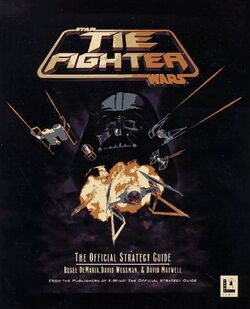 TIE Fighter The Official Strategy Guide