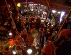 Quark&#39;s Bar, Who mourns for Morn 1