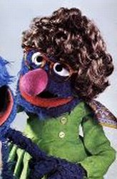 Grover's Mommy