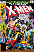 X-Men Vol 1 132