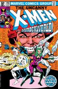 Uncanny X-Men Vol 1 146