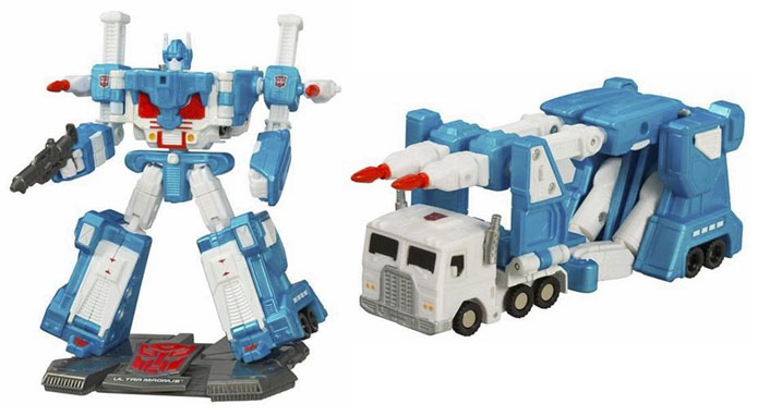 Ultra Magnus  G1  - Teletraan I  the Transformers Wiki - Fall of    Ultra Magnus Toy