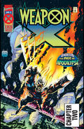 Weapon X Vol 1 2