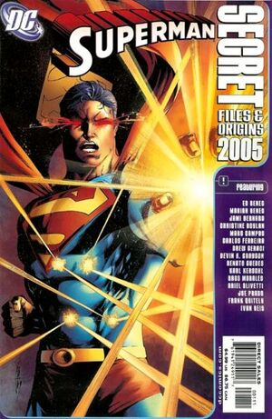Cover for Superman Secret Files and Origins #2005
