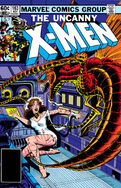 Uncanny X-Men Vol 1 163
