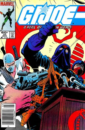 G.I. Joe A Real American Hero Vol 1 33