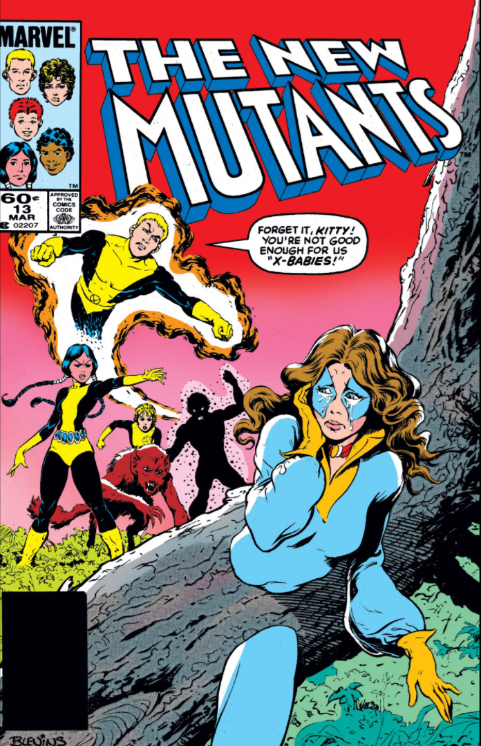 New Mutants Vol 1 13