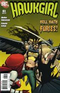 Hawkgirl Vol 1 61