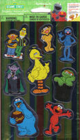 Stickety--Doo-Do Sesame Street Stickers 2