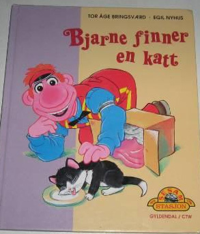 Bjarnefinnerenkatt