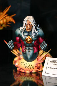 Nitro Civil war bust 002