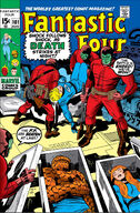 Fantastic Four Vol 1 101
