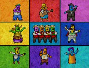 Elmo's World Singing