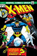 X-Men Vol 1 87