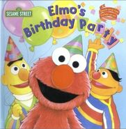 Elmo&#39;s Birthday Party