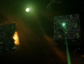 Borg 8472 battle