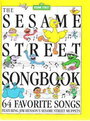 SesameStreetSongbook1992