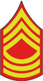 US Master sergeant