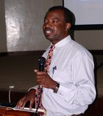 Norman Mhazo Nairobi 2005