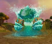 Water elemental pet