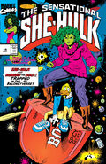 Sensational She-Hulk Vol 1 14