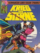 Krieg der Sterne 8