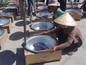 Vietnam Solar Serve fair 2006