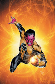 Sinestro 001