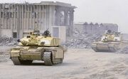Challenger 2 main battle tank iraq war uk british 09