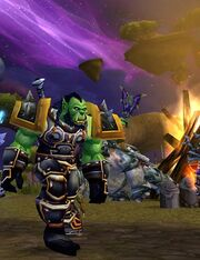 Thrall-in-nagrand