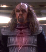 Klingon warrior 4 ds9