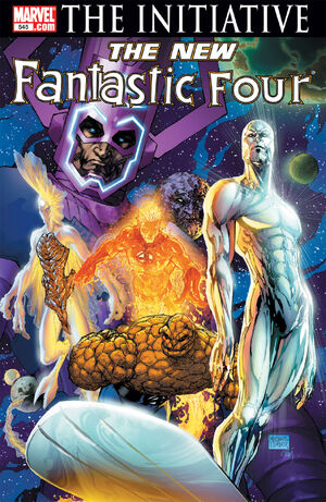 Fantastic Four Vol 1 545