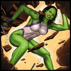Condi-Hulk