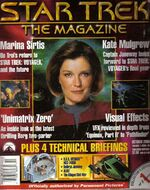 Star Trek The Magazine volume 1 issue 18 cover 1