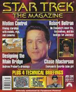 Star Trek The Magazine volume 1 issue 14 cover