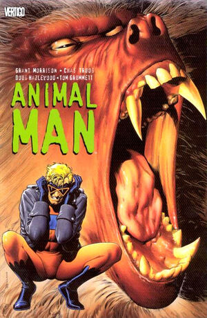 Cover for Animal Man (Collections) #1