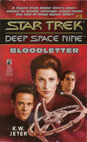 Star Trek DS9 - 03 - Bloodletter