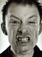 R thom yorke
