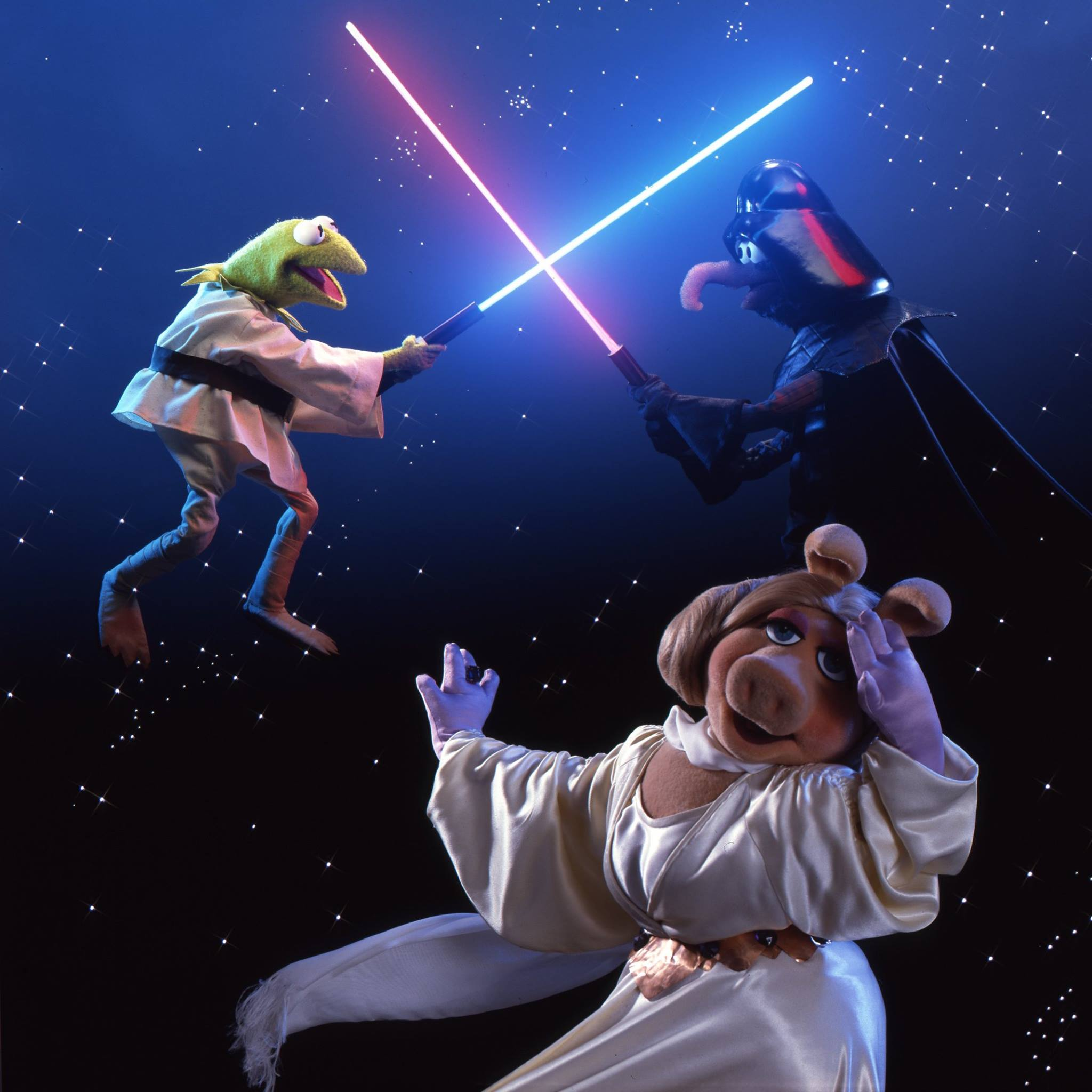 May The Fourth Be With You Wiki: Muppetology 101: Intro To Felt And Force